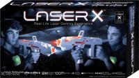 Ігровий набір для лазерних боїв Laser X Pro для двох гравців (88032)