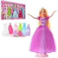 Лялька з вбранням DEFA 8266