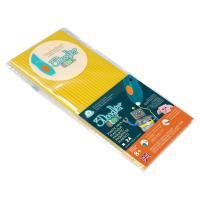 Набір стержнів для 3D-ручки 3Doodler Start, 24 шт., Жовтий 3DS-ECO04-YELLOW-24