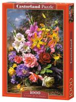 "Castorland (C-103607) - ""Ваза з квітами"" - 1000 деталей пазл"