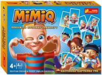 Настільна гра Настільна карткова гра. Mimiq (У) Ranok-Creative 19120055У