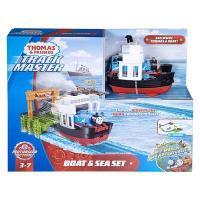 Набір Thomas and Friends Track master Кораблик і море моторизований (FJK49)