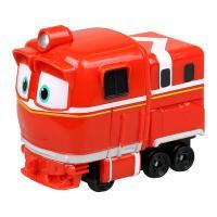 Іграшковий паровозик Silverlit Robot trains Альф (80156)