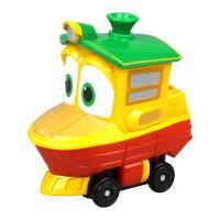 Іграшковий паровозик Silverlit Robot trains Каченя (80157)