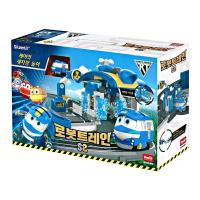 Ігровий набір Silverlit Robot trains Мийка Кея (80171)