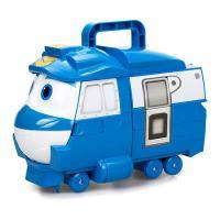 Кейс для зберігання роботів-поїздів Silverlit Robot trains Кей (80175)