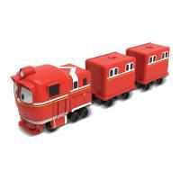 Набір Silverlit Robot trains Паровозик Альф із двома вагонами (80180)