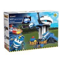 Ігровий набір Silverlit Robot trains Сторожова вежа (80189)