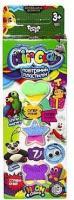 """Повітряний пластилін Danko toys """"Air Clay"""", 7 кольорів, 3+ ARCL-01-01U, 03-01U"""