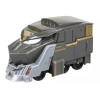 Іграшковий паровозик Silverlit Robot Trains Дюк (80160)