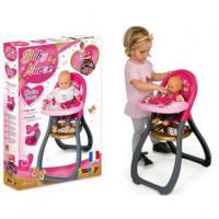 Стільчик для годування ляльки «Baby Nurse» Smoby 220310