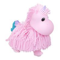Інтерактивна іграшка Jiggly Pup Чарівний єдиноріг рожевий (JP002-WB-PI)