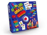 """Гра настільна, розважальна """"Color Crazy Cubes"""" ССС-02-01U"""