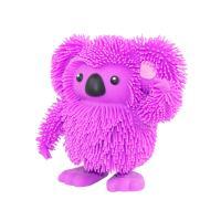 Інтерактивна іграшка Jiggly Pup Запальна коала фіолетова (JP007-PU)