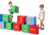 Ігрові фігури KIDIGO Цифри