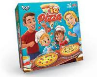 Гра настільна Danko Toys IQ Pizza рос. (10) G-IP-01