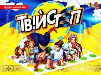 Розвиваюча гра, ТвійСтеп, DTG14 TM Danko Toys