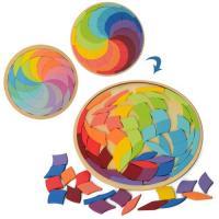 Дерев'яна іграшка Геометрика MD2575