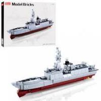 Конструктор SLUBAN M38-B0702 АРМІЯ - Військовий корабель