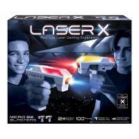Ігровий набір для лазерних боїв Laser X Micro для двох гравців (87906)