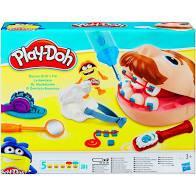 Ігровий набір Hasbro Play-Doh Містер Зубастик (B5520)