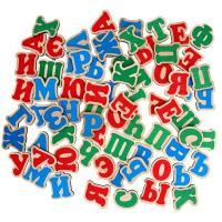 Набір Український алфавіт на магнітах 72 літери J704