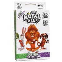 """Настільна гра Вірю-не вірю """"The Royal Bluff"""" їстівне-неїстівне (укр.) Danko Toys арт. RBL-02-01U"""