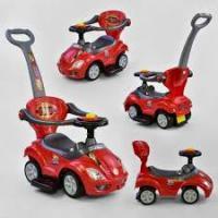 Машинка-толока JOY 3766 - R червона