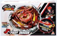 Дзига Auldey Infinity Nado V серія Original Fiery Dragon Вогняний Дракон (YW634302)