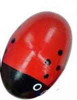Шейкер дерев'яний. Яйце брязкальце (Д353у)