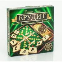 Гра настільна Danko toys Ерудит Premium (укр.) (G-ER-U-01)