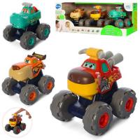 Набір машинок інерційних Monster Trucks HOLA (3151)