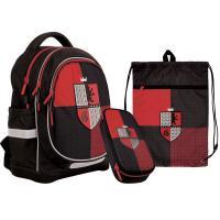 "Набір рюкзак + пенал + сумка для взуття ""Harry Potter"", SET_HP21-724S"