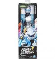 Ігрова фігурка Power Rangers Beast morphers Срібний рейнджер 30 см (E5914/E6203)