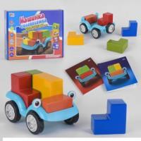 """Настільна гра """"Машинка головоломка"""", Fun Game, UKB-B0043"""
