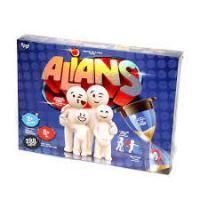Настільна гра Alians (укр) 288 карток, 8+ G-ALN-01U