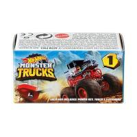 Автомобіль Hot Wheels Monster Trucks з заводним ключем і наклейками GBR24