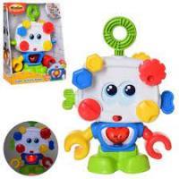 Іграшка розвиваюча WinFun Робот (0698-NL)