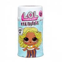 """Ігровий набір з лялькою L.O.L. SURPRISE! серії Hairgoals 2.0"""" - Модний стиль"""""""