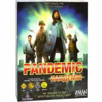 Настільна гра Пандемія українською (Pandemic)
