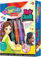 Подарунковий набір Colorino для декорування волосся  (37015PTR)