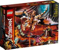 LEGO Ninjago Бойовий дракон Майстри Ву 321 деталь (71718)