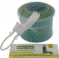 Іграшка Baby Team Чудо-пірамідка 9 стаканчиків (8850)