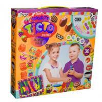 Тісто-пластилін набір 30 кольорів з аксесуарами, Danko Toys (TMD-03-06)