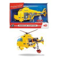 Вертоліт Dickie Toys рятувальний (203302003) 17 см
