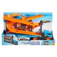 """Ігровий набір вантажівка транспортер """"Крутий спуск"""" Hot Wheels GNM62"""