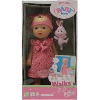 Інтерактивна лялечка Baby Born My Little Вчимося Ходити 32 см 823484
