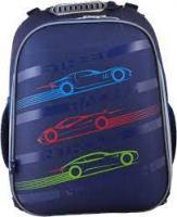 Рюкзак шкільний каркасний Yes H-12-2 Car 38x29x15 (554591)