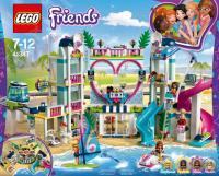 Lego Friends Курорт Хартлейк Сіті 41347