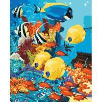 Картина за номерами - Морське царство (КНО4075) 40*50